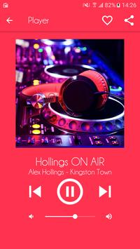 Reggaeton Music Radio screenshot 4