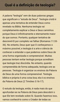 Estudos Bíblicos Teología é Teológicos 截圖 5