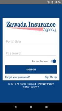 Zawada Insurance Online poster