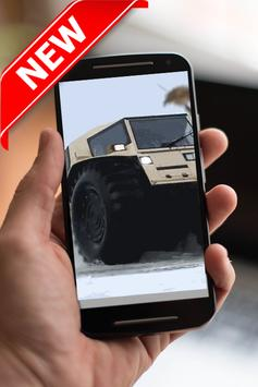 Military Vehicle Live Wallpaper screenshot 1