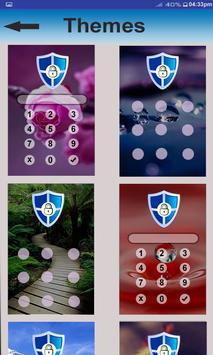 Applock –Apps Locker Master screenshot 8
