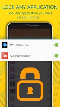 Applocker - Locking App, Videos With Fingerprint screenshot 3