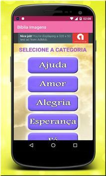 Mensagens Bíblicas Imagens 🙏 screenshot 12