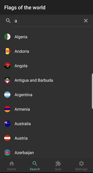 The flags of the world screenshot 12