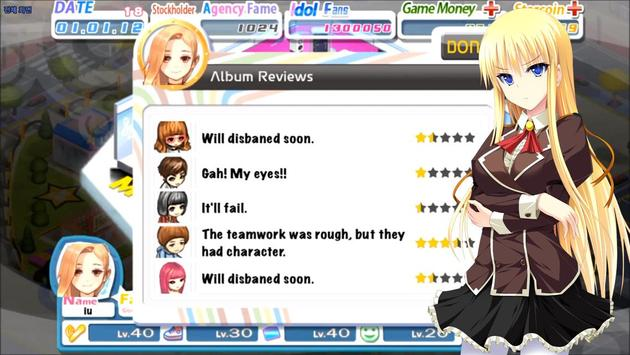 Girl Group Inc : Love Idol screenshot 5