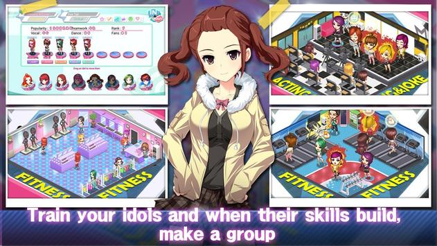 Girl Group Inc : Love Kpop Idol screenshot 7