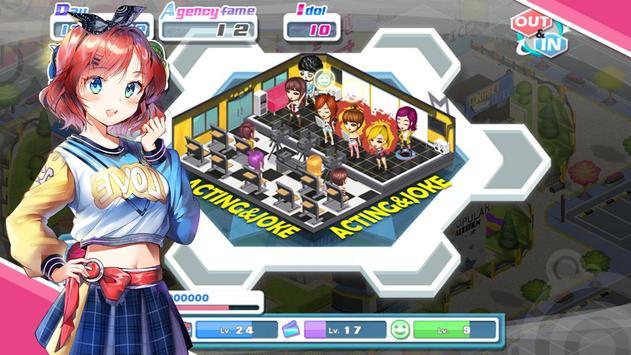 Girl Group Inc : Love Idol screenshot 9