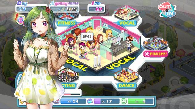 Girl Group Inc : Love Idol screenshot 10