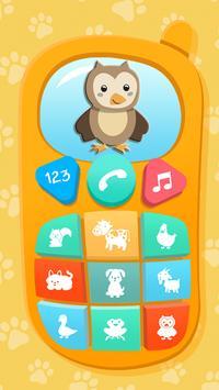 Baby Phone. Kids Game-poster