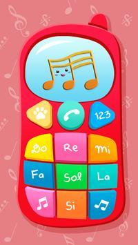 Baby Phone. Kids Game screenshot 1