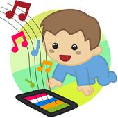 Bébé Apprendre les sons icône