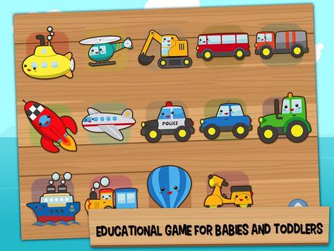Baby Touch Sounds screenshot 3