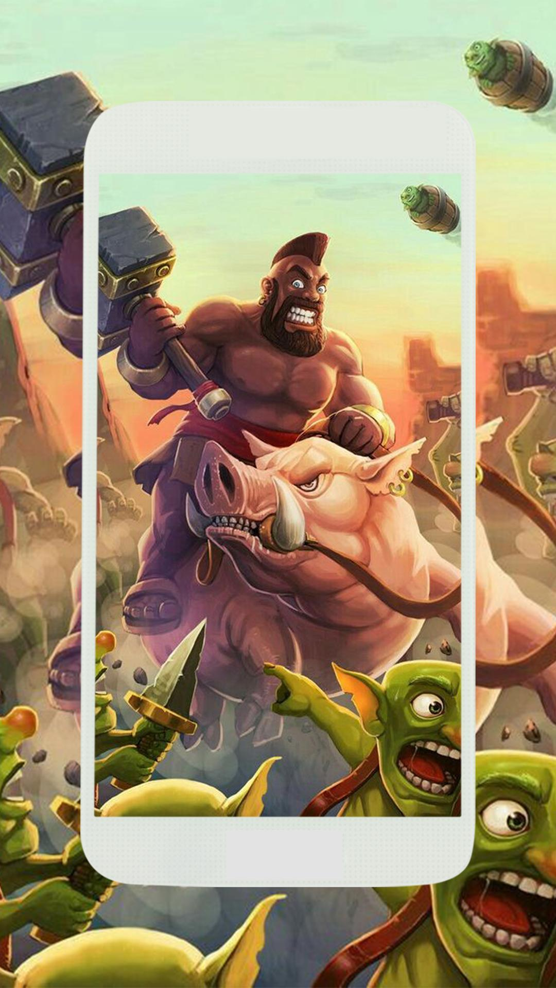 Clash Coc Hd 4k Wallpapers 2019 For Android Apk Download