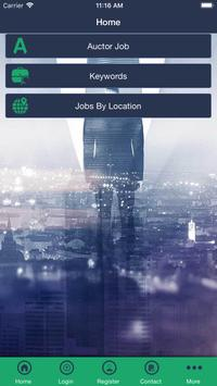 AuctorJOB poster