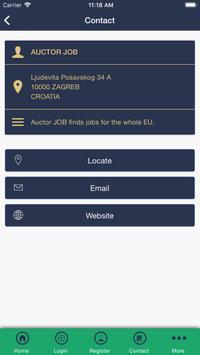 AuctorJOB screenshot 1