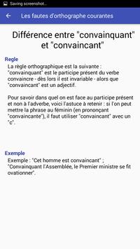 Apprendre et améliorez votre orthographe screenshot 3
