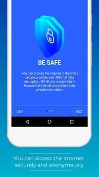 iVPNz - 100% Free Ultimate Premium VPN تصوير الشاشة 1