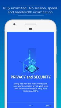 iVPNz - 100% Free Ultimate Premium VPN تصوير الشاشة 4