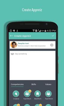 Appreiz screenshot 4