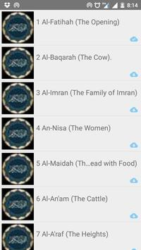 Quran  القرآن الكريم screenshot 4