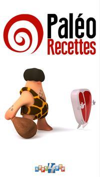 Paléo Recettes poster