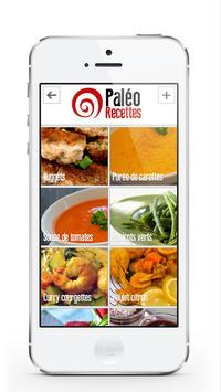 Paléo Recettes screenshot 2