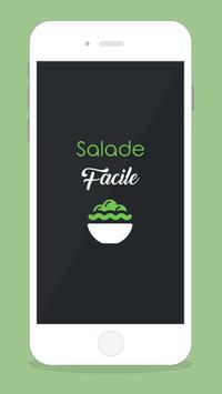 Salade Facile & Vinaigrette-poster