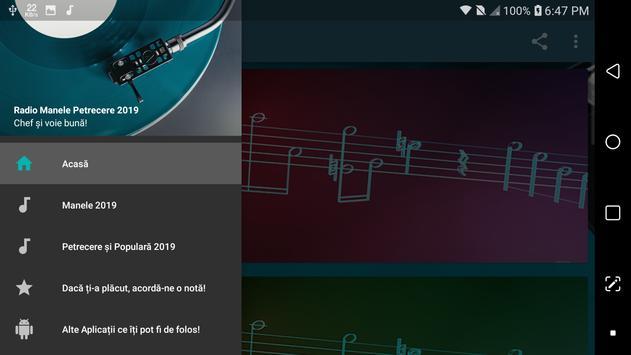 Radio Manele Petrecere 2019 screenshot 2