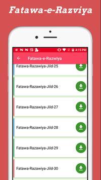 Fatawa-E-Razviya screenshot 1