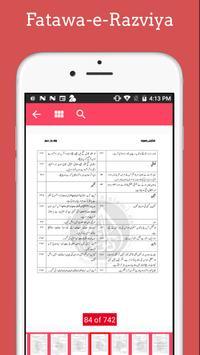 Fatawa-E-Razviya screenshot 2