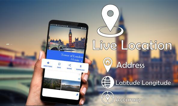GPS Tools : Live Address, Maps Direction, Navigate screenshot 4