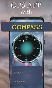 GPS Tools : Live Address, Maps Direction, Navigate screenshot 5