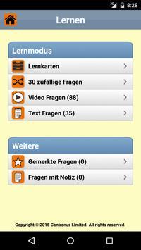 Auto - Führerschein screenshot 1