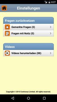 Auto - Führerschein screenshot 4