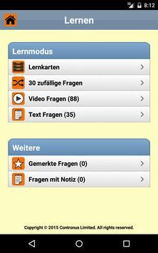 Auto - Führerschein screenshot 8
