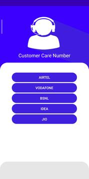 Tollfree and Customer care helpline number Telecom screenshot 1