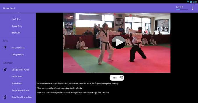 Hapkido Videos screenshot 13