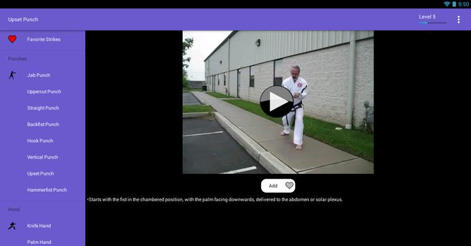 Hapkido Videos screenshot 6