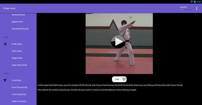Hapkido Videos screenshot 7