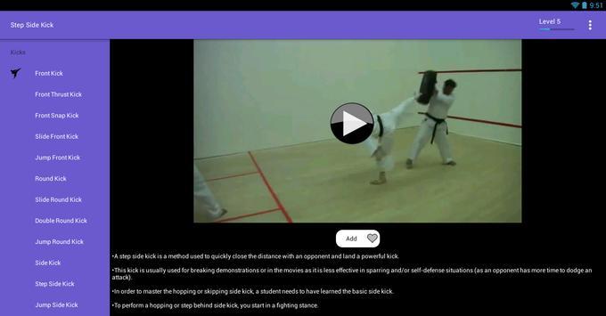 Hapkido Videos screenshot 8