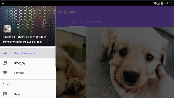 Golden Retriever Puppy Wallpaper For Android Apk Download