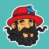 Stickers icon