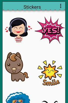 Stickers screenshot 2