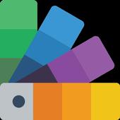 Color Palette - Extract/Create Colors & Gradients