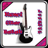 Kunci Gitar Batak Lengkap icon