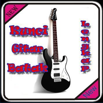 Kunci Gitar Batak Lengkap screenshot 1