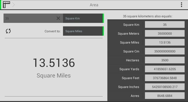 Conversions screenshot 3