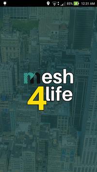 Mesh4Life poster