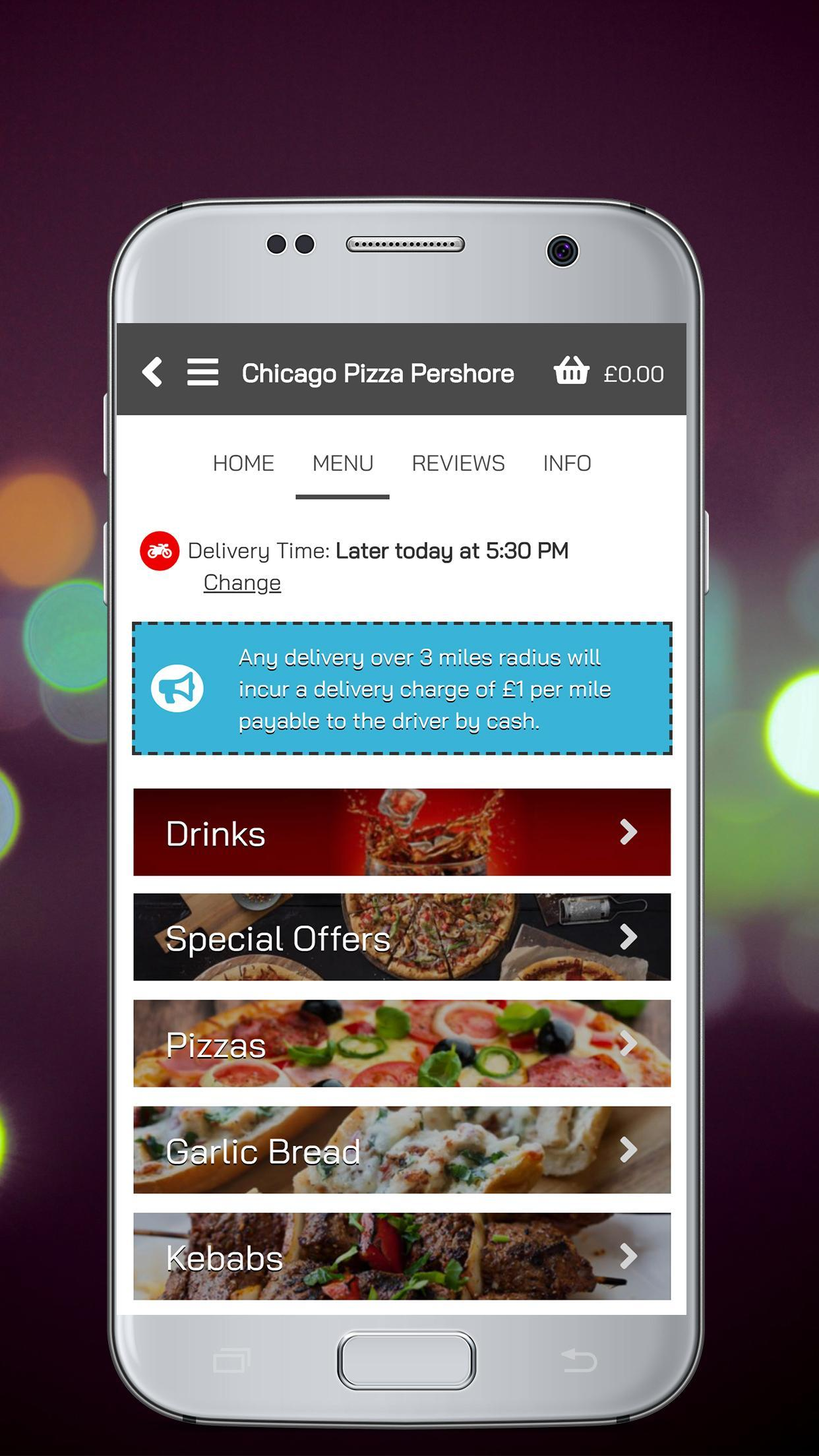 Chicago Pizza Pershore For Android Apk Download