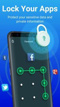 MAX AppLock - Fingerprint Lock, Security Center poster